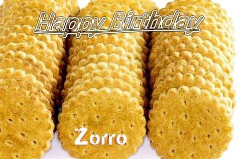 Zorro Cakes