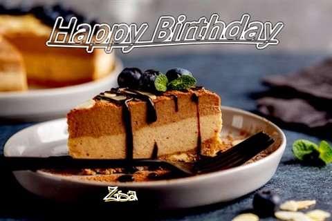 Happy Birthday Zsa Cake Image
