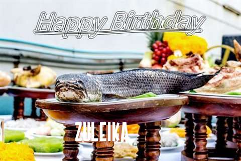 Zuleika Birthday Celebration