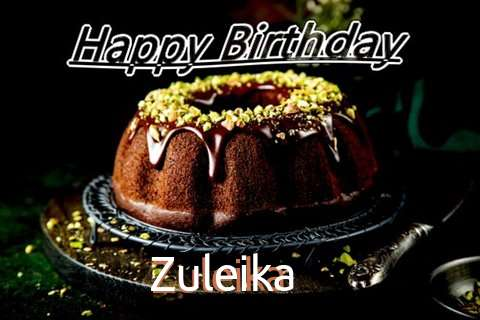 Wish Zuleika