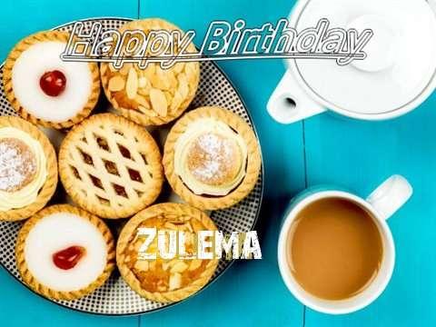 Happy Birthday Zulema