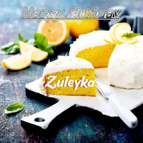 Zuleyka Birthday Celebration