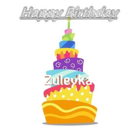 Zuleyka Cakes