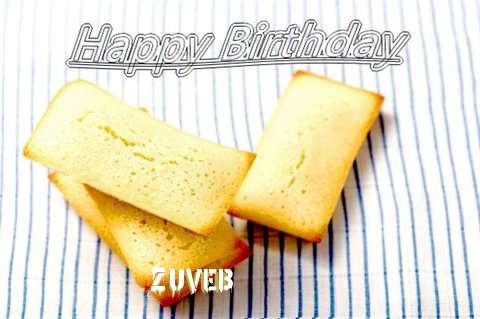 Zuveb Birthday Celebration