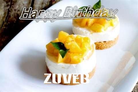 Happy Birthday to You Zuveb