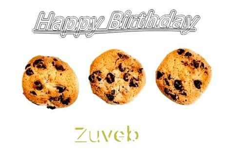 Zuveb Cakes